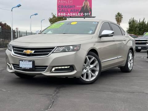2015 Chevrolet Impala for sale at LUGO AUTO GROUP in Sacramento CA