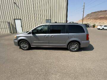2014 Chrysler Town and Country for sale at REES AUTO BROKERS in Washington UT