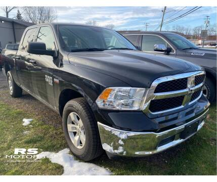 2020 RAM Ram Pickup 1500 Classic for sale at RS Motors in Falconer NY