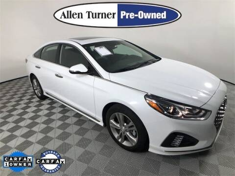 2018 Hyundai Sonata for sale at Allen Turner Hyundai in Pensacola FL