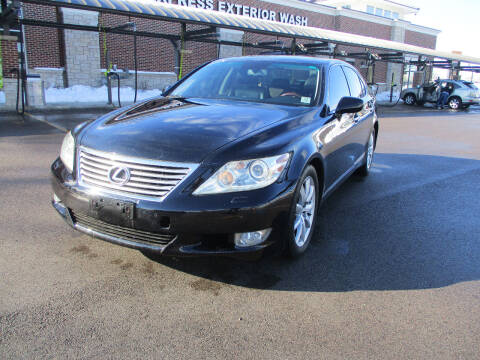2011 Lexus LS 460 for sale at Triangle Auto Sales in Elgin IL