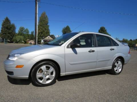 2007 Ford Focus for sale at Triple C Auto Brokers in Washougal WA