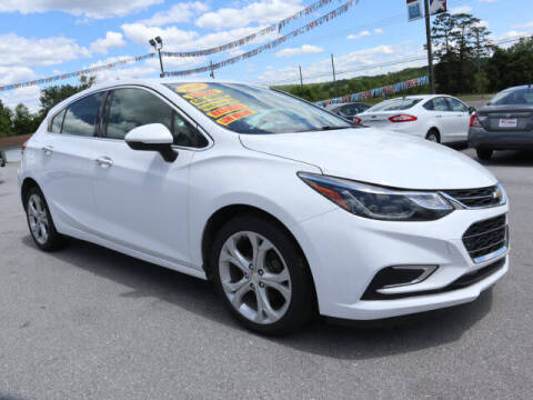 2018 Chevrolet Cruze for sale at Viles Automotive in Knoxville TN
