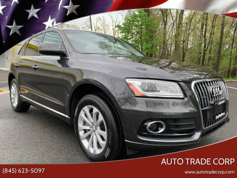 2015 Audi Q5 for sale at AUTO TRADE CORP in Nanuet NY