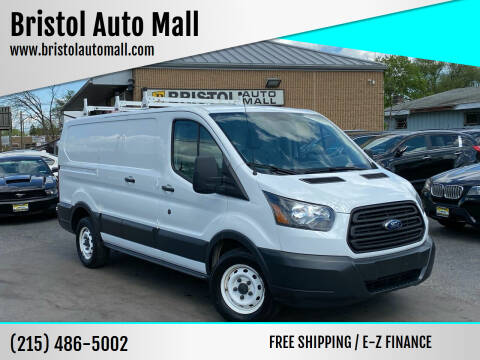 2015 Ford Transit Cargo for sale at Bristol Auto Mall in Levittown PA