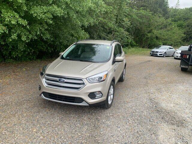 2018 Ford Escape for sale at BILLY HOWELL FORD LINCOLN in Cumming GA