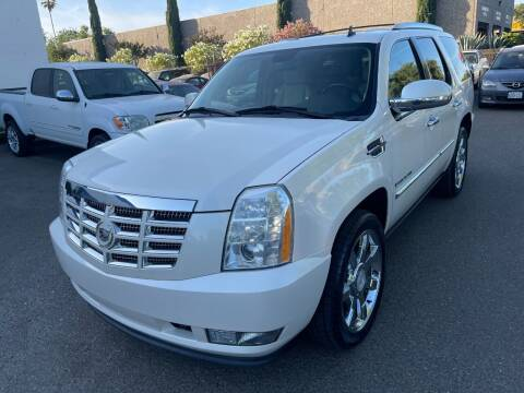 2009 Cadillac Escalade for sale at C. H. Auto Sales in Citrus Heights CA