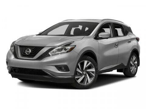 2017 Nissan Murano for sale at Suburban Chevrolet in Claremore OK