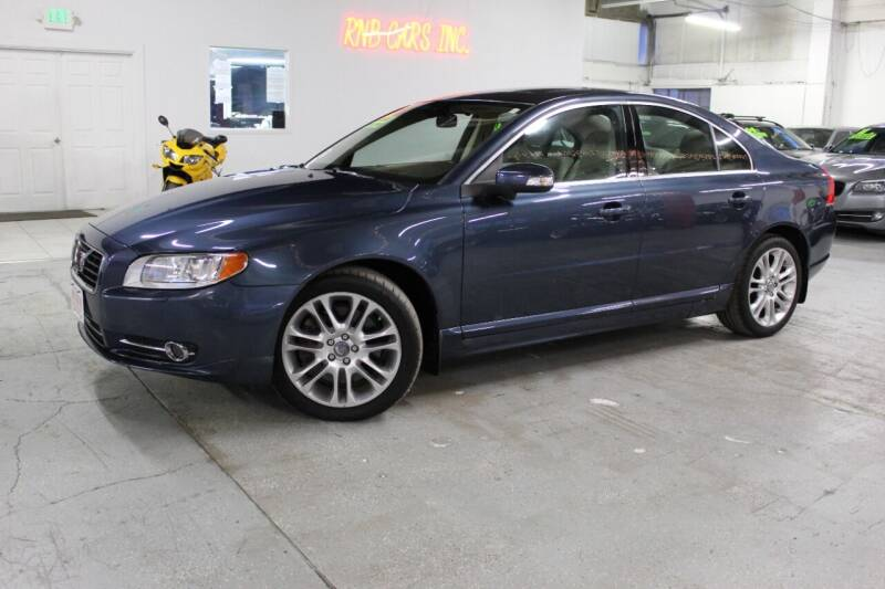 2007 Volvo S80 for sale at R n B Cars Inc. in Denver CO