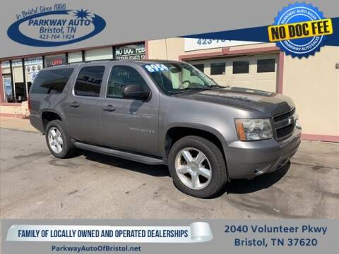 2008 Chevrolet Suburban for sale at PARKWAY AUTO SALES OF BRISTOL in Bristol TN