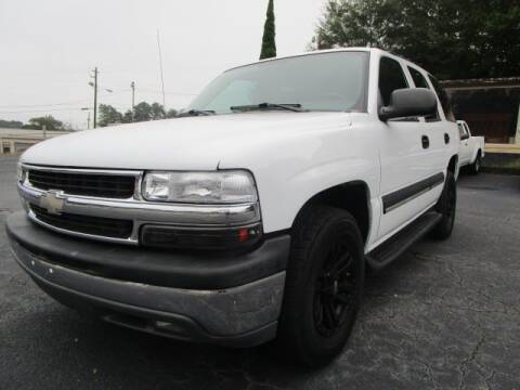 2004 Chevrolet Tahoe for sale at Lewis Page Auto Brokers in Gainesville GA
