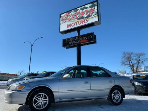 2000 Toyota Camry for sale at Victory Motors in Waterloo IA