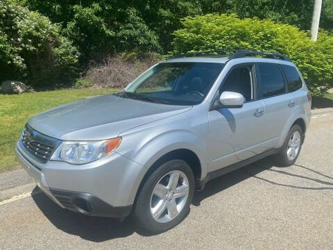 2009 Subaru Forester for sale at Padula Auto Sales in Braintree MA