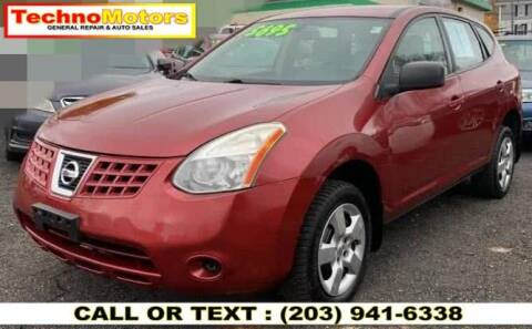 2009 Nissan Rogue for sale at Techno Motors in Danbury CT