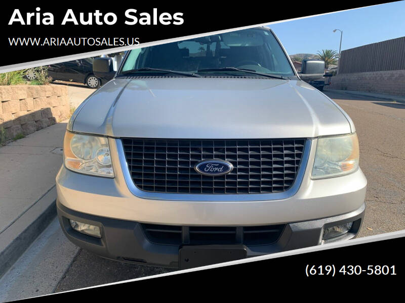 2004 Ford Expedition for sale at Aria Auto Sales in El Cajon CA