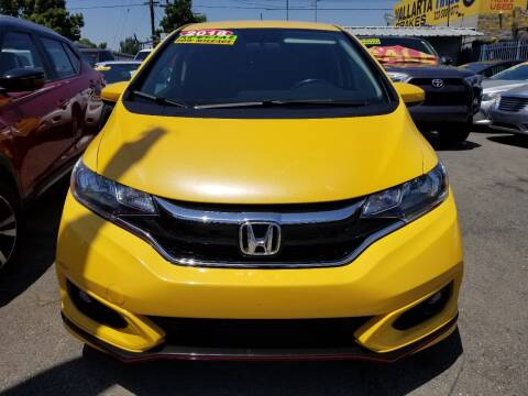 2018 Honda Fit for sale at Ournextcar/Ramirez Auto Sales in Downey CA