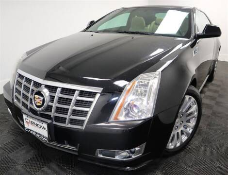 2012 Cadillac CTS for sale at CarNova in Stafford VA