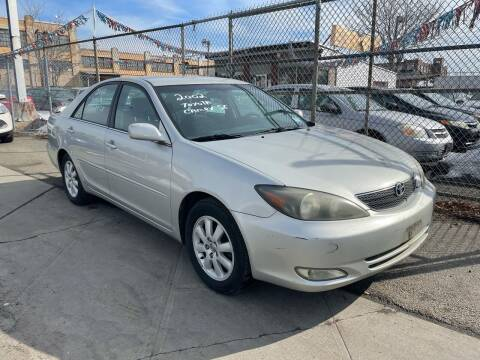 2002 Toyota Camry for sale at Dennis Public Garage in Newark NJ