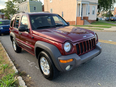 2003 Jeep Liberty for sale at Big T's Auto Sales in Belleville NJ