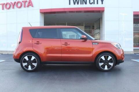 2018 Kia Soul for sale at Twin City Toyota in Herculaneum MO