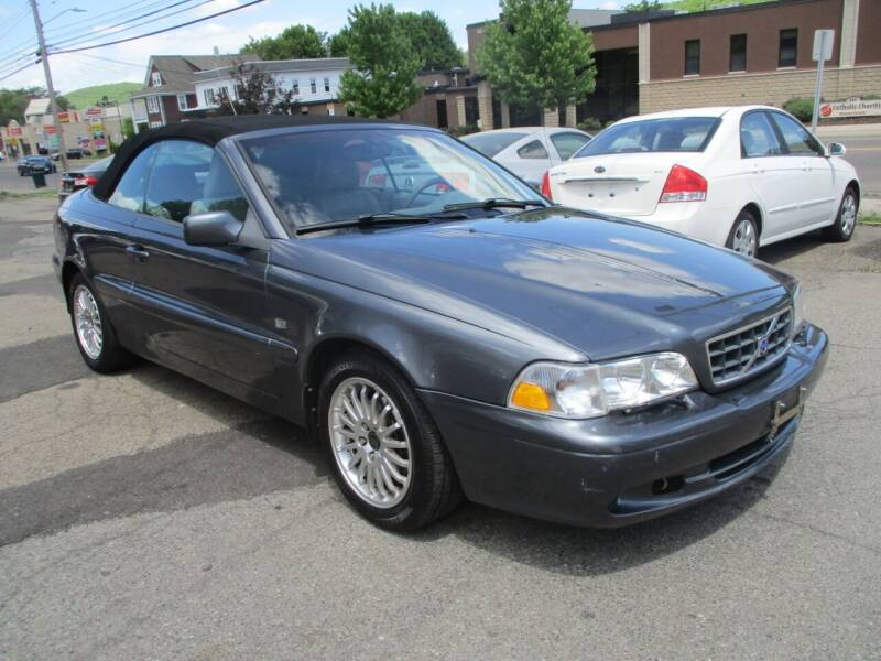 2004 Volvo C70 for sale at Car Depot Auto Sales in Binghamton NY