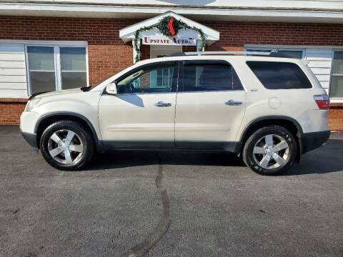 2011 GMC Acadia for sale at UPSTATE AUTO INC in Germantown NY