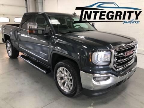 2018 GMC Sierra 1500 for sale at Integrity Motors, Inc. in Fond Du Lac WI