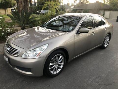 2009 Infiniti G37 Sedan for sale at Boktor Motors in North Hollywood CA