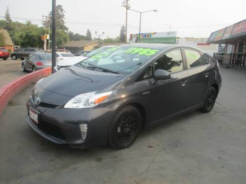 2015 Toyota Prius for sale at Quick Auto Sales in Modesto CA