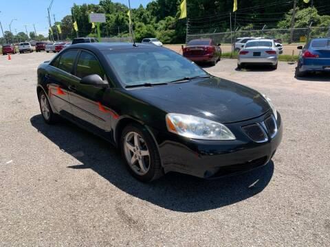 2008 Pontiac G6 for sale at Super Wheels-N-Deals in Memphis TN