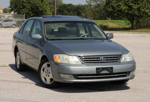 2003 Toyota Avalon for sale at Big O Auto LLC in Omaha NE