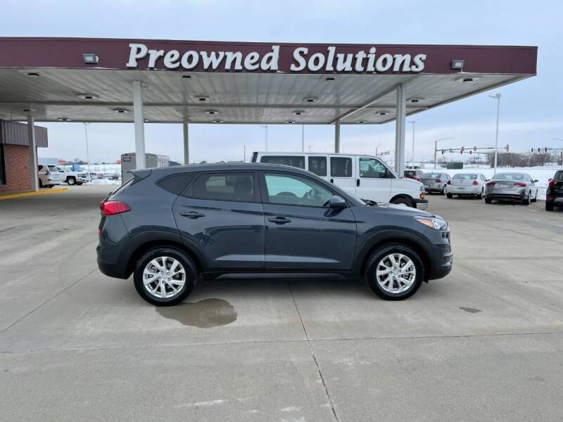 2019 Hyundai Tucson for sale at Preowned Solutions in Urbandale IA