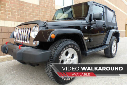 2015 Jeep Wrangler for sale at Macomb Automotive Group in New Haven MI