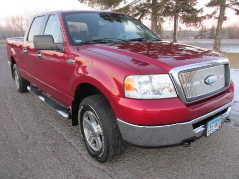 2007 Ford F-150 for sale at Buy-Rite Auto Sales in Shakopee MN