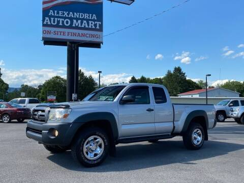 2009 Toyota Tacoma for sale at Alexandria Auto Mart LLC in Alexandria PA