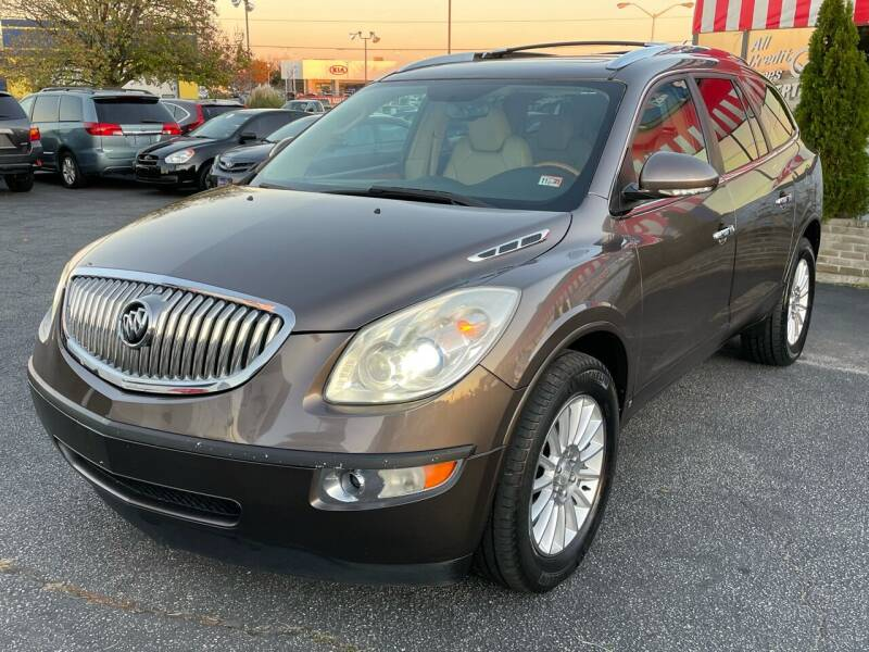 2010 Buick Enclave for sale at Mack 1 Motors in Fredericksburg VA