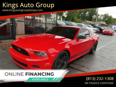 2013 Ford Mustang for sale at Kings Auto Group in Tampa FL