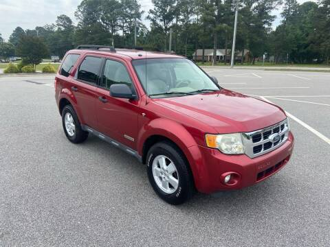 2008 Ford Escape for sale at Carprime Outlet LLC in Angier NC