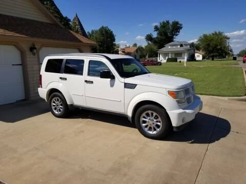 2008 Dodge Nitro for sale at Eastern Motors in Altus OK