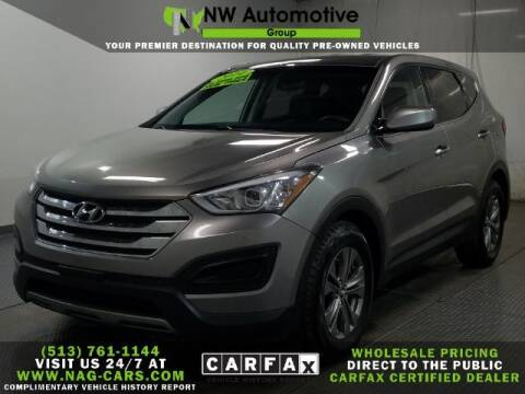 2014 Hyundai Santa Fe Sport for sale at NW Automotive Group in Cincinnati OH