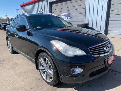 2013 Infiniti EX37 for sale at Autoplex 3 in Milwaukee WI