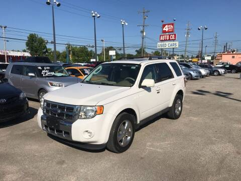 2009 Ford Escape for sale at 4th Street Auto in Louisville KY