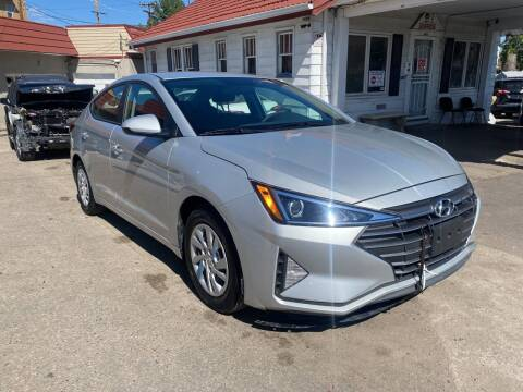 2019 Hyundai Elantra for sale at STS Automotive in Denver CO
