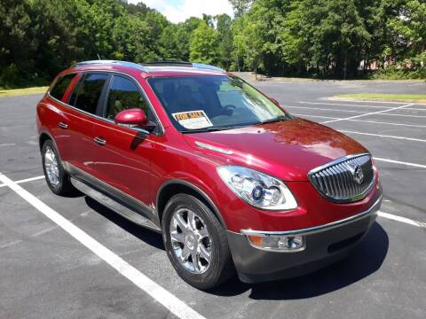 2009 Buick Enclave for sale at JCW AUTO BROKERS in Douglasville GA