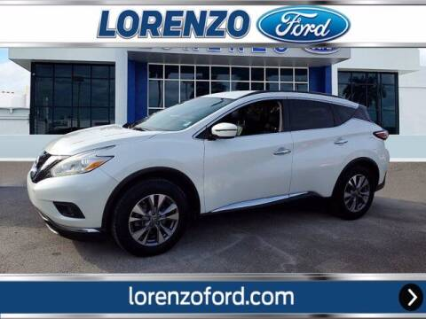 2017 Nissan Murano for sale at Lorenzo Ford in Homestead FL
