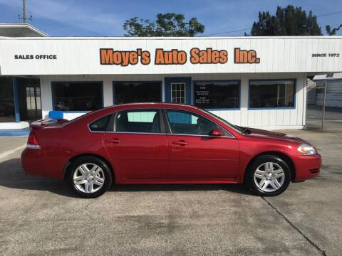 2014 Chevrolet Impala Limited for sale at Moye's Auto Sales Inc. in Leesburg FL