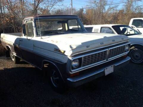 1970 Ford F-100 for sale at Haggle Me Classics in Hobart IN