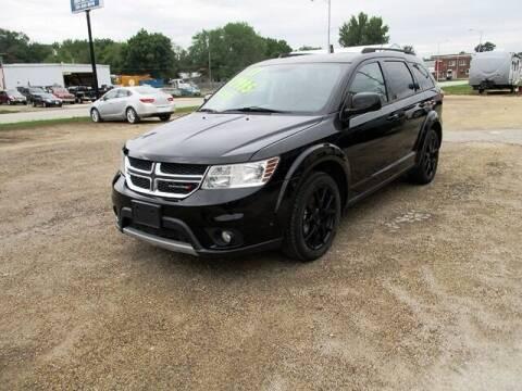 2017 Dodge Journey for sale at Northeast Iowa Auto Sales in Hazleton IA