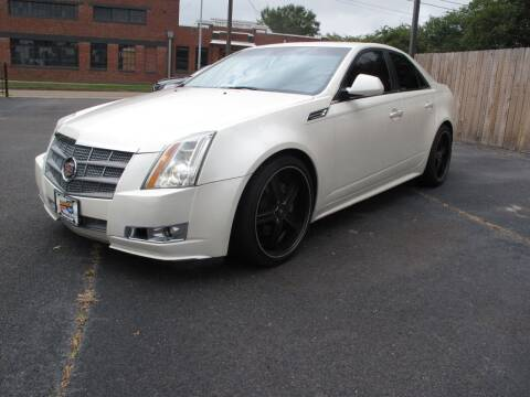 2010 Cadillac CTS for sale at Brannon Motors Inc in Marshall TX