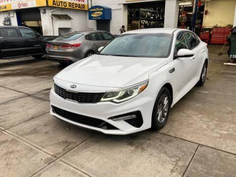 2019 Kia Optima for sale at US Auto Network in Staten Island NY